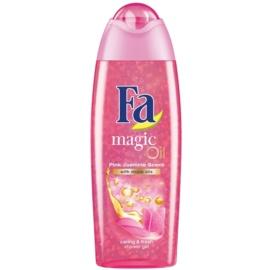Fa Magic Oil Pink Jasmine gel de duche Micro Oils 250 ml