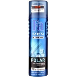Fa Men Xtreme Polar antiperspirant ve spreji (72h) 150 ml
