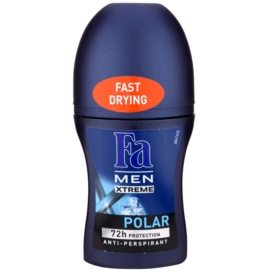Fa Men Xtreme Polar roll-on antibacteriano (72h) 50 ml