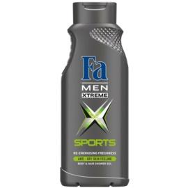 Fa Men Xtreme Sports sprchový gel na tělo a vlasy  400 ml