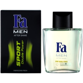 Fa Men Sport Double Power voda po holení pro muže 100 ml