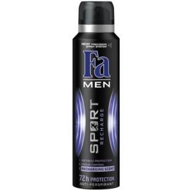 Fa Men Sport Recharge antiperspirant ve spreji (72h) 150 ml
