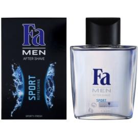 Fa Men Sport Refreshing woda po goleniu dla mężczyzn 100 ml