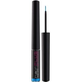 FacEvolution Hairplus tekuté oční linky s aktivními látkami pro růst řas odstín Blue 1,5 ml