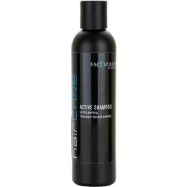 FacEvolution HairCare champô para promover o crescimento do cabelo e parar a queda  200 ml