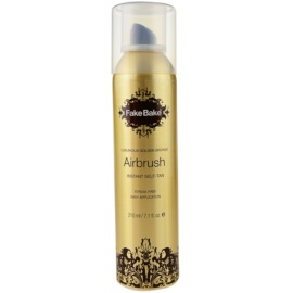 Fake Bake Airbrush Zelfbruinende Spray  Tint  Golden Bronze  210 ml