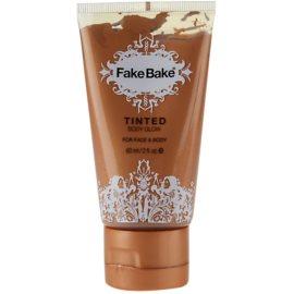 Fake Bake Body Care crema con color para rostro y cuerpo  60 ml