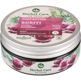 Farmona Herbal Care Buriti nährende Body-Butter  200 ml
