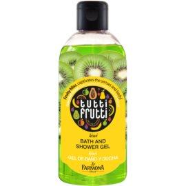 Farmona Tutti Frutti Kiwi gel de duche e banho  300 ml