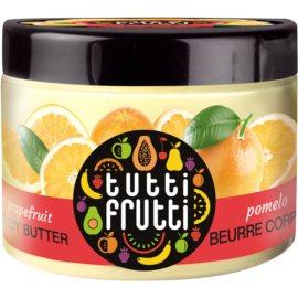 Farmona Tutti Frutti Grapefruit žametno maslo za telo  150 ml
