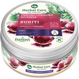 Farmona Herbal Care Buriti Nourishing Body Scrub  220 g
