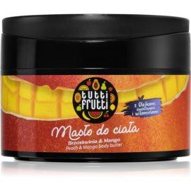 Farmona Tutti Frutti Peach & Mango unt  pentru corp  200 ml