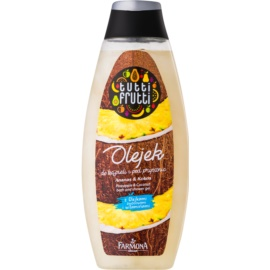 Farmona Tutti Frutti Pineapple & Coconut gel za prhanje in kopanje  425 ml