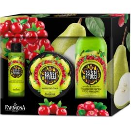 Farmona Tutti Frutti Pear & Cranberry Kosmetik-Set  III.
