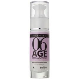 Farmona Dermiss Age Managment noční sérum proti vráskám na obličej a oční okolí Step 06 30 ml