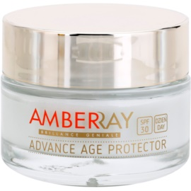 Farmona Amberray Crema de zi pentru netezire SPF 30 25+  50 ml
