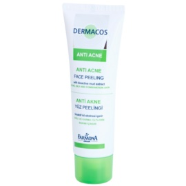 Farmona Dermacos Anti-Acne pleťový peeling  50 ml