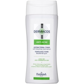 Farmona Dermacos Anti-Acne antibakterielles Tonikum zur Reduktion geweiterter Poren  150 ml