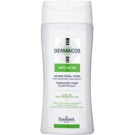 Farmona Dermacos Anti-Acne антибактеріальний тонік для зменшення розширених пор  150 мл