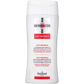 Farmona Dermacos Anti-Redness reinigendes Mizellarwasser zum Abschminken  200 ml