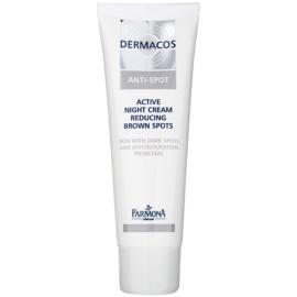 Farmona Dermacos Anti-Spot aktivní noční krém k redukci pigmentových skvrn  50 ml
