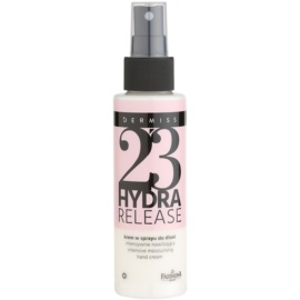 Farmona Dermiss Hydra Release hidratáló kézkrém spray -ben Step 23  110 ml