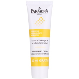 Farmona Discoloration and Freckles crema blanqueadora  para rostro y cuerpo  50 ml