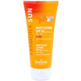 Farmona Sun Protective Sunscreen Lotion SPF 50  100 ml
