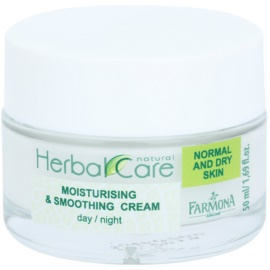 Farmona Herbal Care Aloe Soothing Moisturizing Cream  50 ml