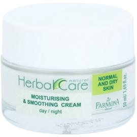 Farmona Herbal Care Aloe vyhlazující hydratační krém  50 ml
