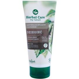 Farmona Herbal Care Birch Tar odżywki do włosów przeciw łupieżowi  200 ml