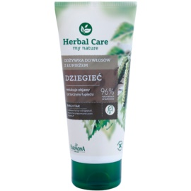 Farmona Herbal Care Birch Tar condicionador de cabelo anti-caspa  200 ml