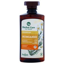 Farmona Herbal Care Chamomile šampon pro zesvětlené a blond vlasy  330 ml