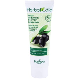 Farmona Herbal Care Olive krém na nohy  100 ml