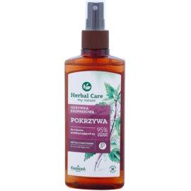 Farmona Herbal Care Nettle acondicionador en spray sin enjuague para cabello graso y cuero cabelludo  200 ml
