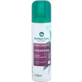 Farmona Herbal Care Nettle suchý šampon pro mastné vlasy  150 ml