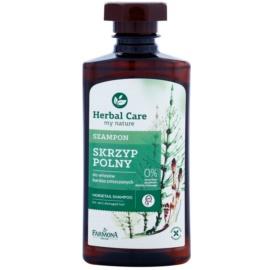 Farmona Herbal Care Horsetail champú para el cabello muy dañado   330 ml