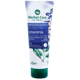 Farmona Herbal Care Sage krema za noge proti prekomernemu potenju  100 ml