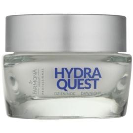 Farmona Hydra Quest hydratační krém s protivráskovým účinkem pro obnovu kožní bariéry  50 ml