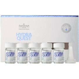 Farmona Hydra Quest aktívne sérum s hydratačným účinkom  5 x 5 ml
