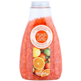 Farmona Magic Time Citrus Euphoria Kristallsalz zum Baden mit Mineralien  510 g