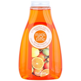 Farmona Magic Time Citrus Euphoria Shower And Bath Gel with Nourishing Effect  425 ml