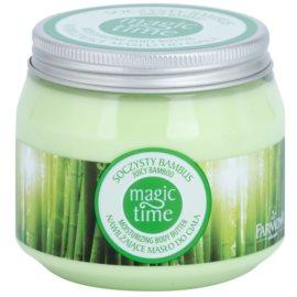 Farmona Magic Time Juicy Bamboo manteiga corporal  com efeito hidratante  270 ml