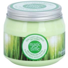 Farmona Magic Time Juicy Bamboo tělové máslo s hydratačním účinkem  270 ml