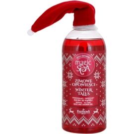 Farmona Magic Spa Winter Tales óleo de banho e duche  500 ml