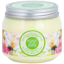 Farmona Magic Time Spring Awakening žametno maslo za telo za prehrano in hidracijo  270 ml
