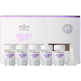 Farmona Neuro Lift+ Liftingpflege gegen Mimikfalten  5 x 5 ml