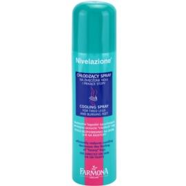 Farmona Nivelazione láb spray hűsítő hatással  150 ml