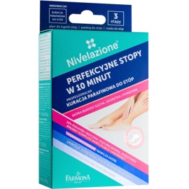 Farmona Nivelazione Paraffin Foot Treatment For Very Dry Skin  3 pc