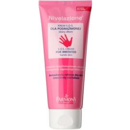 Farmona Nivelazione SOS kézkrém az irritált bőrre  100 ml